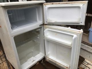 古い冷蔵庫 2ドア大阪市西淀川区