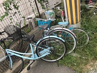 自転車5台