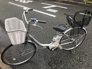 電動自転車 大阪市住吉区
