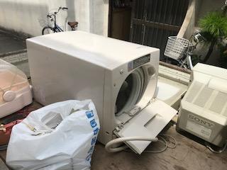 全自動洗濯機 茨木市上群