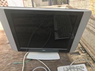 パソコン 液晶 ディスプレイ 17インチ VL 17DS7 大阪府 守口市 河原町