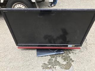 液晶デジタルテレビ 40インチ 箕面市西宿