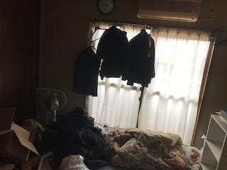 ゴミ屋敷の片付けをしました 大阪府 大阪市 旭区ゴミ屋敷遺品整理不用品回収簡単な引越し は関エコへ