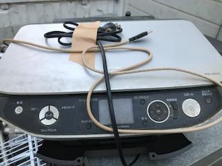 家庭用プリンター EPSON PM A820 を回収しました 大阪府 大阪市 中央区 ゴミ屋敷遺品整理不用品回収簡単な引越し は関エコへ